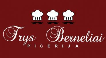 TRYS BERNELIAI